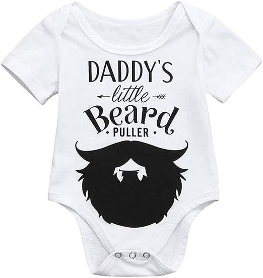 BIRTHDAY DADDY!I  YOU Funny Print Baby Kid Infant Bodysuit 0-24M ////