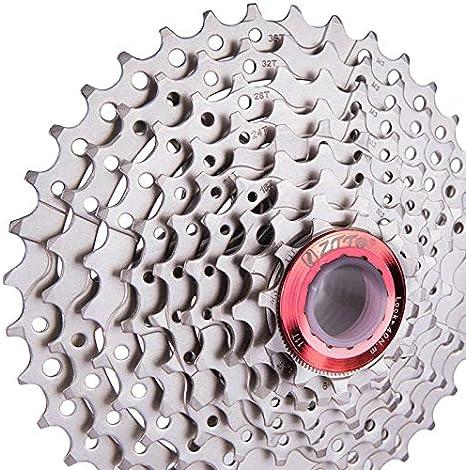 FidgetGear ZTTO MTB Bicicleta de montaña Partes 9 s 27 s Velocidad ...