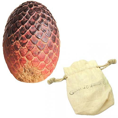 Game of Thrones Thrones Thrones Drogon Dragon Egg Prop Replica Paperweight by Animewild B00JUBPPDM 92582c