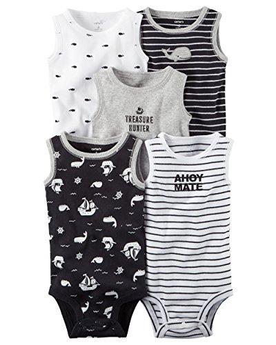 Carters Baby Multi PK Bodysuits 126g402