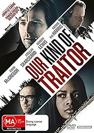 Amazon Our Kind Of Traitor Non Usa Format Pal Region 4