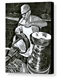 Best Stanley Magnifying Glasses - Rare Framed NHL Hockey Engraving The Stanley Cup Review