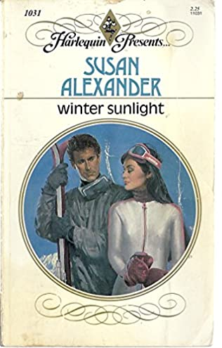 book cover of Winter Sunlight