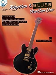 Rhythm And Blues You Can Use (Buch & CD)