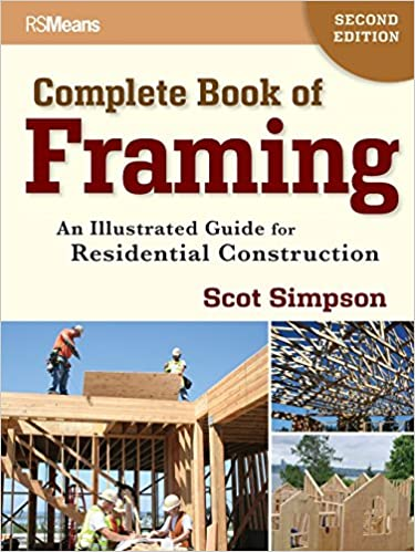 amazon complete book of framing an illustrated guide for