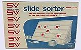 Vintage Smith-Victor Slide Sorter Model SS40 - Holds 40 Slides