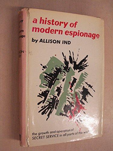 A History of Modern Espionage