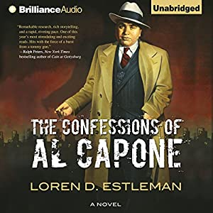 The Confessions of Al Capone Audiobook