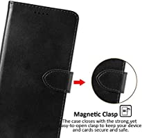 89773bd4a105 Amazon.com: JanCalm Pixel 3a Case, Pixel 3a Wallet Case, PU Leather ...