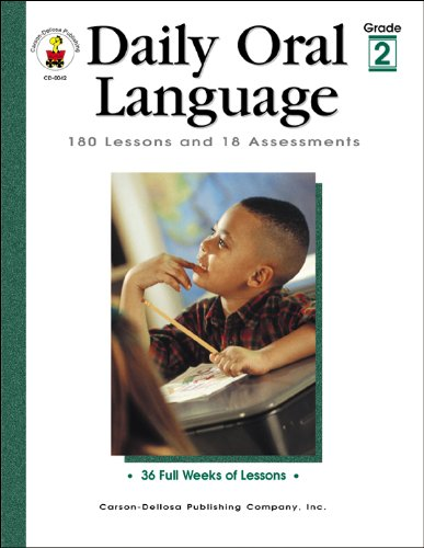 Daily Oral Language, Grade 2: 180 Lessons and 18 Assessments (Daily Series)]()