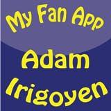 My Fan App : Adam Irigoyen