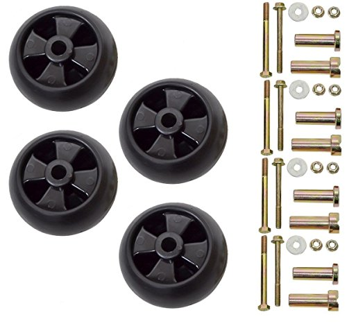 (4PK Deck Wheel Kit for 60