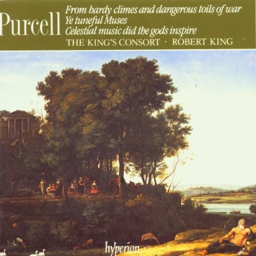 Purcell: Complete Odes & Welcome Songs, Vol 4 /Fisher * Bonner * Bowman * Kenny * Covey-Crump * C Daniels * George * Pott * King's Consort * King by Hyperion UK