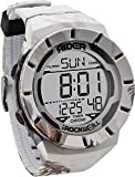 Rockwell Time Coliseum Realtree APS Camo Watch, White/Black
