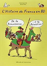 De la Renaissance à la Révolution !