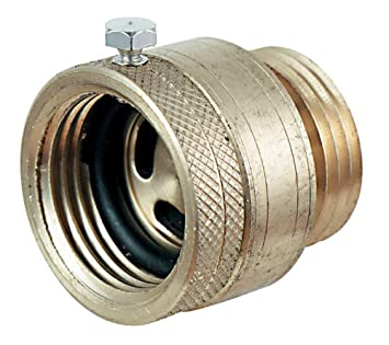 Plumb Craft 7032000N Back Flow Preventer Garden Hose Check Valve