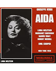 Welitsch, Vinay, Harshaw, Merrill, - Verdi: Aida (New York Met, 1950)