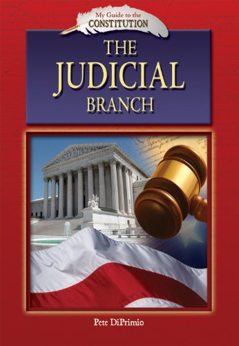 The Judicial Branch (My Guide to the Constitution) (Kid's Guide to the Constitution)