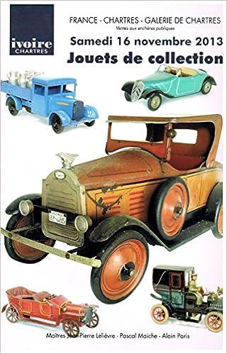 JOUETS DE COLLECTION -Beaux Jouets 1850-1950 (2 collections particulières)- Soldats-Jeux-Jouets après guerre principalement Automobiles-Penny Toys- Jouets Mécaniques -Jouets Japonais -Bateaux-Avions-Motos Collection Automobile 16/11/2013 IVOIRE