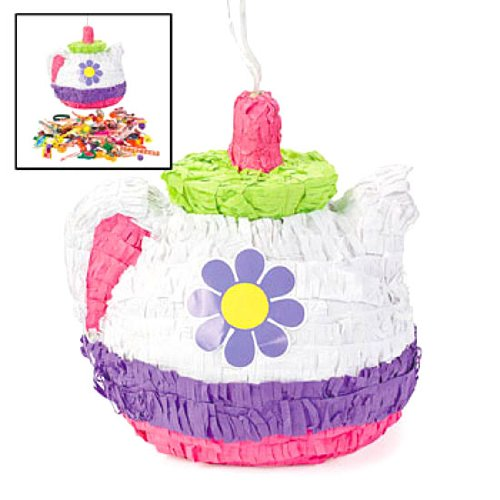 Tea Party Tea Pot Pinata