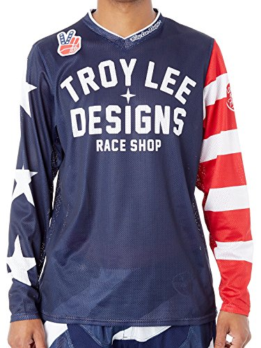Troy Lee Designs 2018 GP Air Americana Jersey-M