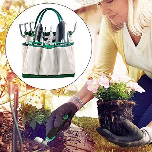 6 Piece Stainless Steel Heavy Duty Gardening Kit Butterfly Love Garden Tool Set