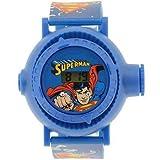 Best Superman Kid Watches - DC Comics Kids Superman Projection Watch Review