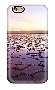 Best 2180383K79828426 High Quality Salt Lake In Chile Skin Case Cover Specially Designed For Iphone - 6