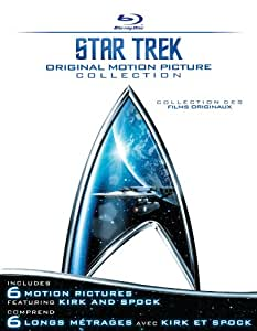 Star Trek: The Original Motion Picture Collection [Blu-ray] (Bilingual)
