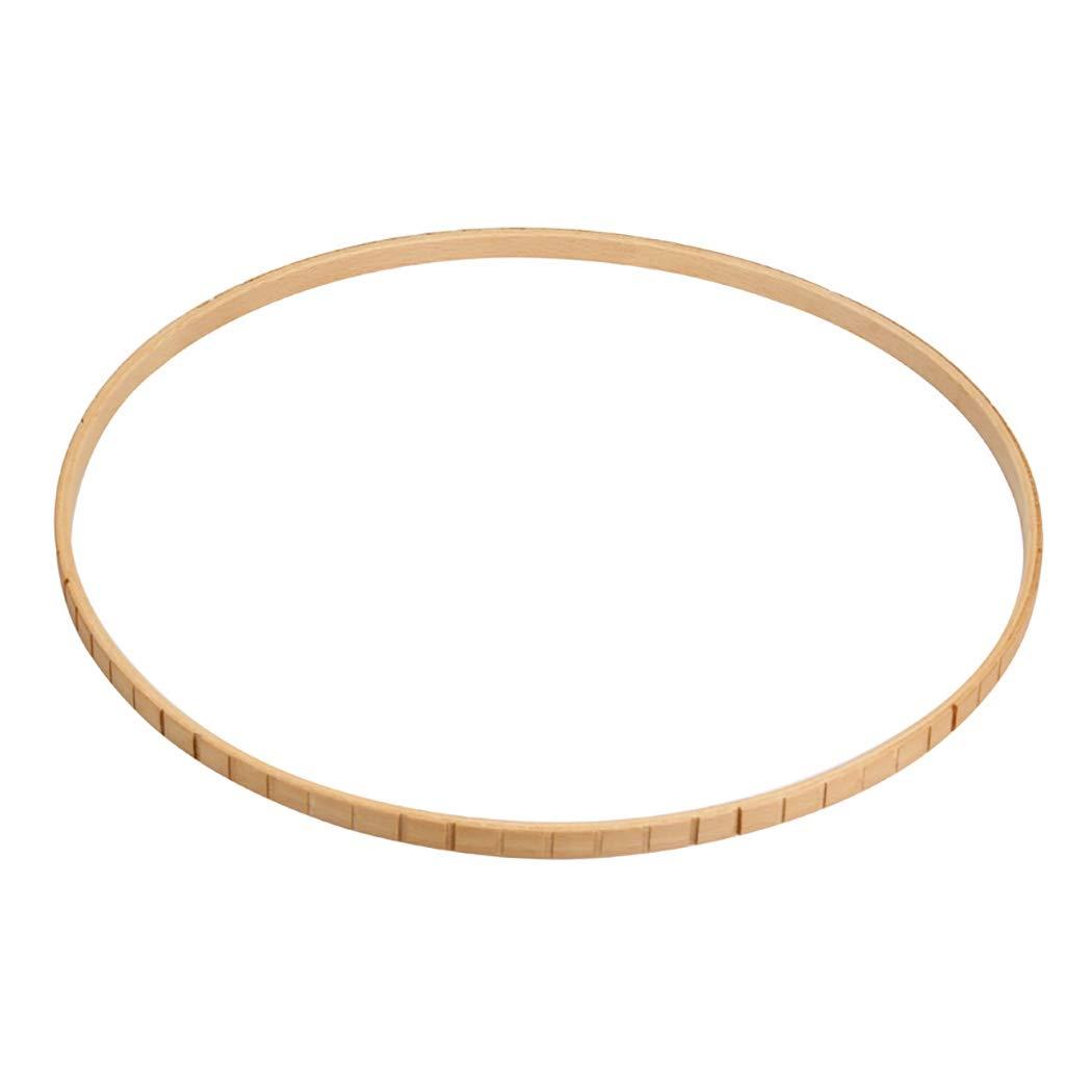 Joyibay Knitting Loom Holz Weben DIY Runde Loom Knit Loom f/ür Wandbehang Dekor