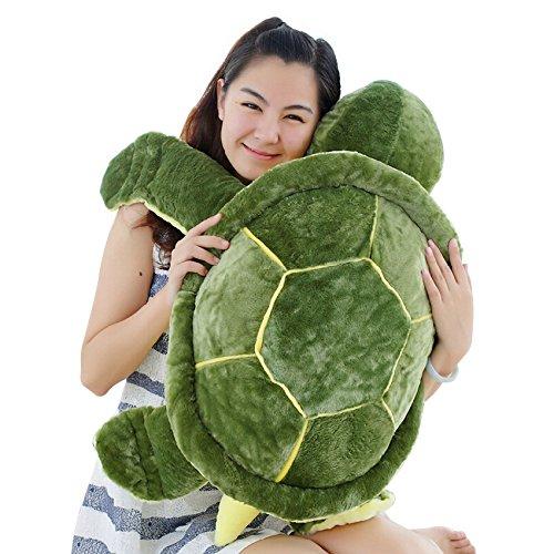35Cm Plush Tortoise Toy | Turtle Plush Pillow | Stuffed Cushion for Girls 1Pc ()