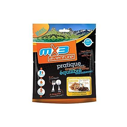 MX3 - Comida liofilizada muesli chocolate: Amazon.es: Deportes y aire libre