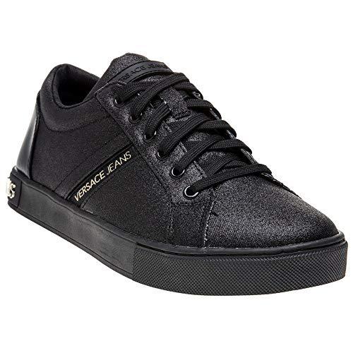Noir Jeans Femme Scarpe Gymnastique Versace Chaussures donna De 4q4dR0