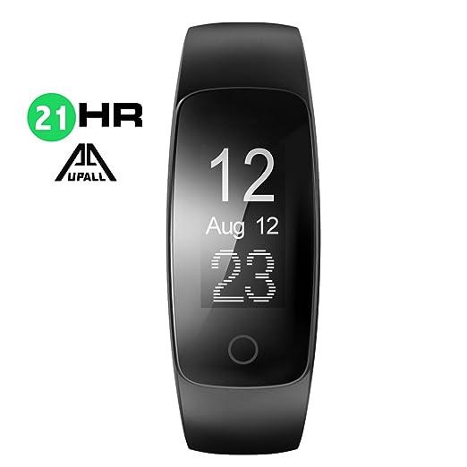 52 opinioni per Fitness Tracker,AUPALLA 21HR smartband e Activity Tracker con ampio schermo e