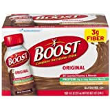 Boost Nutritional Drinks, Original Chocolate, 8 oz,12 Count (Pack of 5)