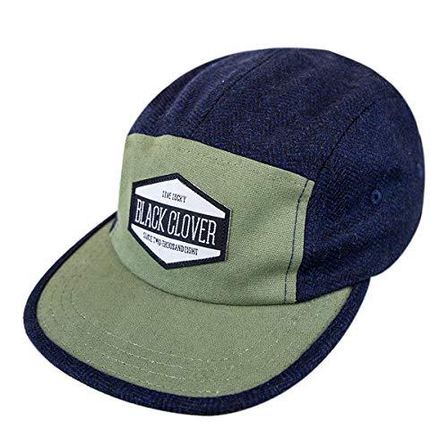 Black Clover Benny Luck 調節可能な帽子