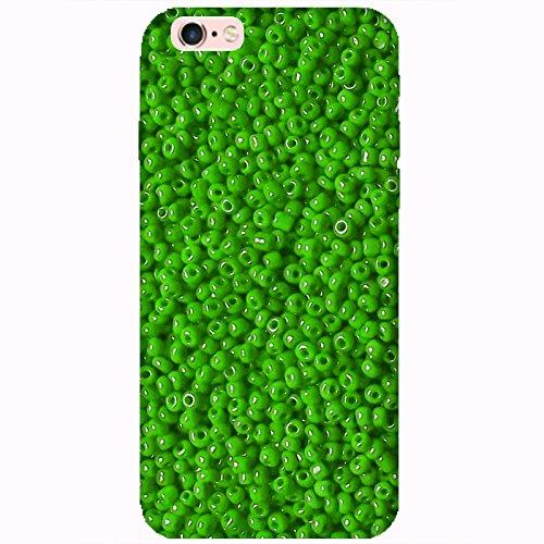 Coque Apple Iphone 6-6s - Perles vertes