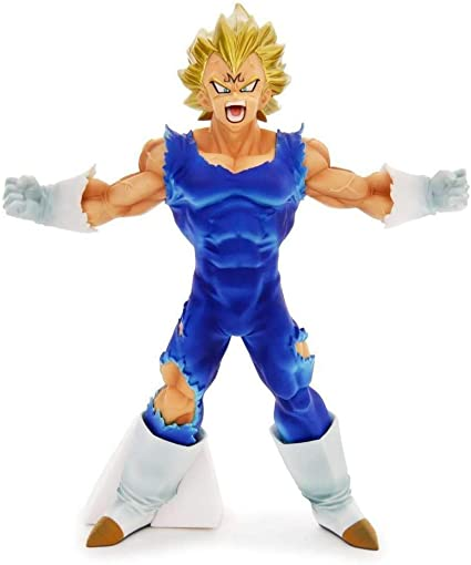 Banpresto  Dragon Ball Z Majin Vegeta Blood of Saiyans