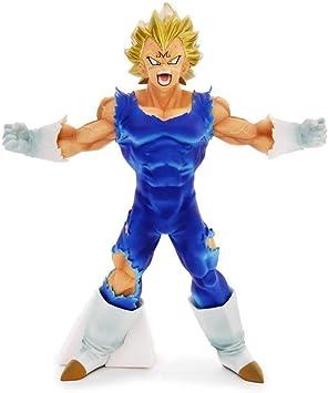 Ban Presto - Figurina Dragon Ball Z Bos-Maijin Vegeta 17 cm ...