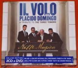 Notte Magica: A Tribute to the Three Tennors (2CD/DVD) - Italian Release