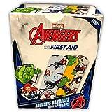 "Marvel Avengers Assortment Adhesive Bandages 100-ct 3/4""x3"" - Hulk, Black Widow, Ant Man"