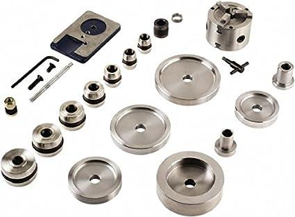 Amazon Com Automotive Brake Lathe Adapter Kit For Use With