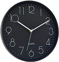 Relógio de Parede Plástico Modern Dials, Urban, Preto