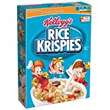 Kelloggs Rice Krispies Toasted Cereals, 9 Ounce -- 16 per case.
