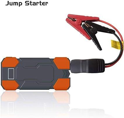 18000mah Beweglichen Auto Jump Starter Bis Zu 6 0l Gas 4 0l Diesel Engine 800a Batterie Booster Pack Und Usb Mit Lcd Display Orange Küche Haushalt