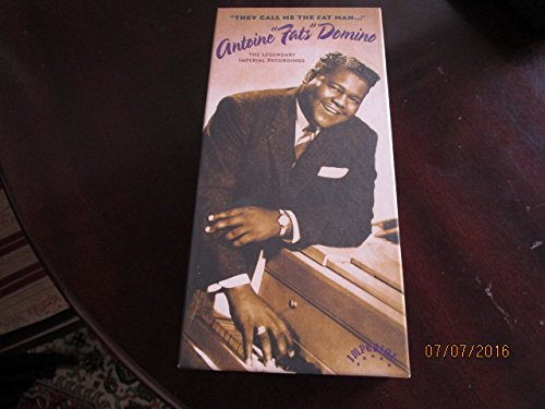Fats Domino - They Call Me The Fat Man: The - Zortam Music