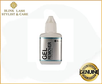 521c83789a3 Amazon.com : Blink Lash Stylist Gel Remover For Eyelash Extension 15 ml.  Glue/Adhesive Bonding Remover. : Beauty