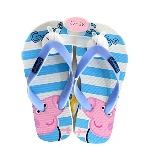 Peppa Pig , Jungen Zehentrenner