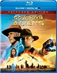 Cover Image for 'Cowboys & Aliens - Extended Edition (Blu-ray + DIGITAL HD with UltraViolet)'