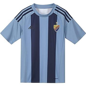 Adidas Camiseta djurg årdens Camiseta IF Réplica: Amazon.es: Deportes y aire libre